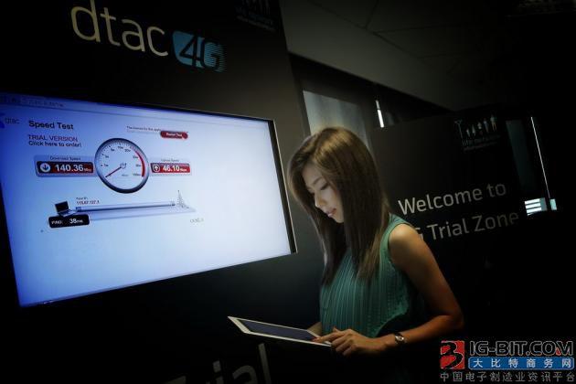 DTAC将部署泰国首张TD-LTE网络 诺基亚提供5G就绪方案支持