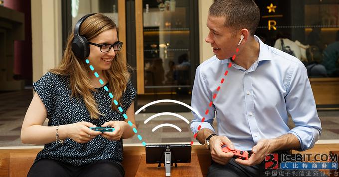 这款适配器可以让任天堂Switch轻松用上蓝牙音频设备