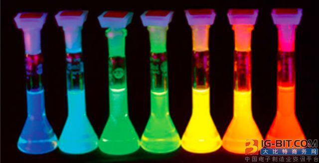 新型量子点LED:发光效率创纪录