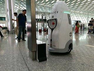 安防机器人:我的事,你不知道的事!