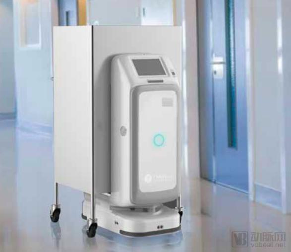 医疗服务机器人领军企业钛米完成2亿人民币B轮融资