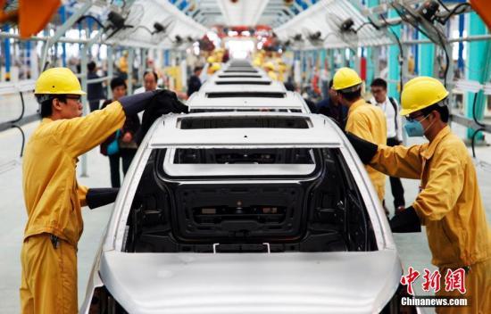 湖南首家新能源汽车电机工程技术研究中心成立