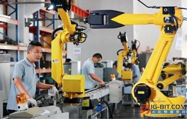 日媒:日本安川电机在华新机器人工厂投产