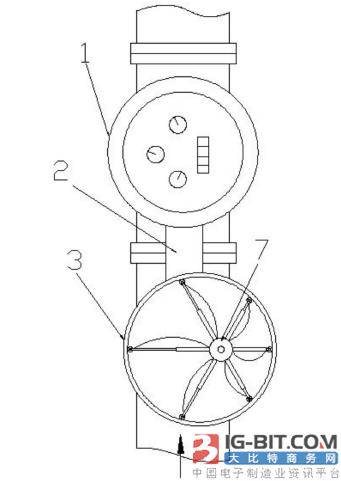 【仪表专利】一种可连接云控制平台的机械式水表