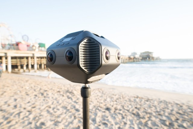 8KVR摄像机将到来 Detu MAX超目标7倍众筹成功