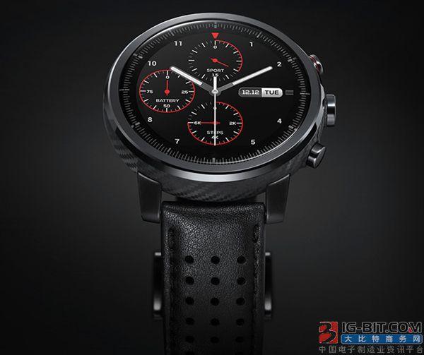 AMAZFIT智能手表上半年销量达100万台