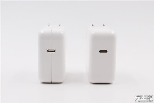苹果30W、29W充电器拆解对比:四档功率 控制IC升级