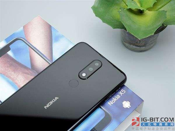 诺基亚X5开售:联发科P60加持/999元起