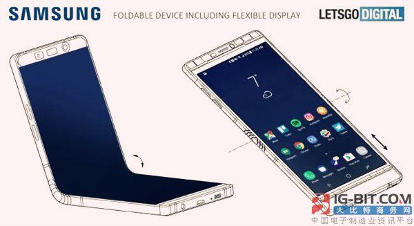 三星可折叠手机有望明年初发布:7寸+副屏