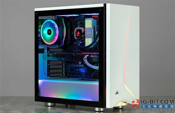 海盗船发布新款RGB机箱
