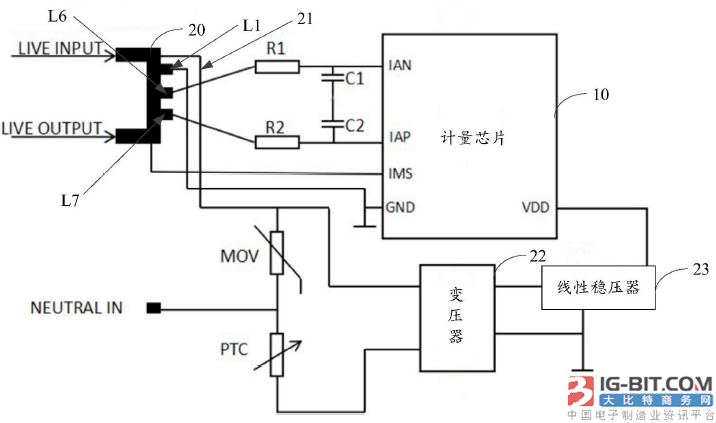 【仪表专利】电能表