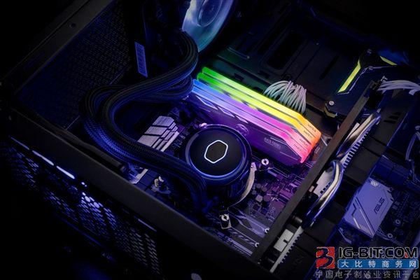 铭瑄发布复仇者M3 RGB DDR4内存