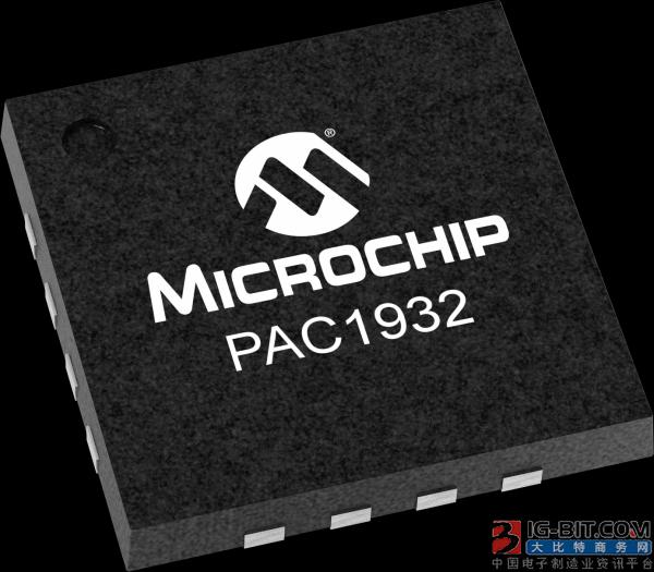 利用Microchip 单芯片功率监控IC(测量范围0V至32V),降低成本并精简材料清单