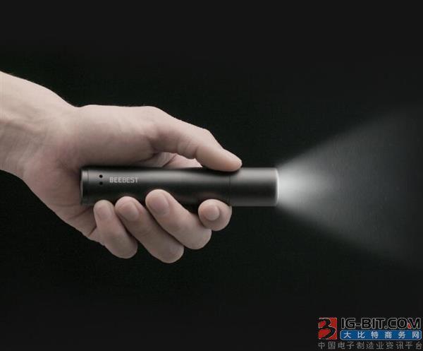 采用Cree灯珠,小米众筹强光变焦手电筒量产开卖