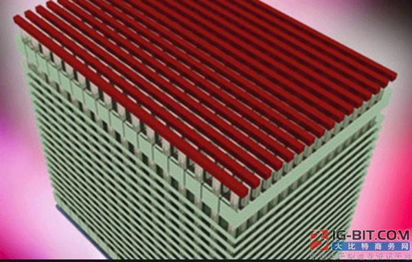 东芝研发96层堆叠BiCS QLC闪存:单颗容量2.66TB