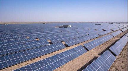 2018年上半年江西省光伏发电量6.27亿KWh