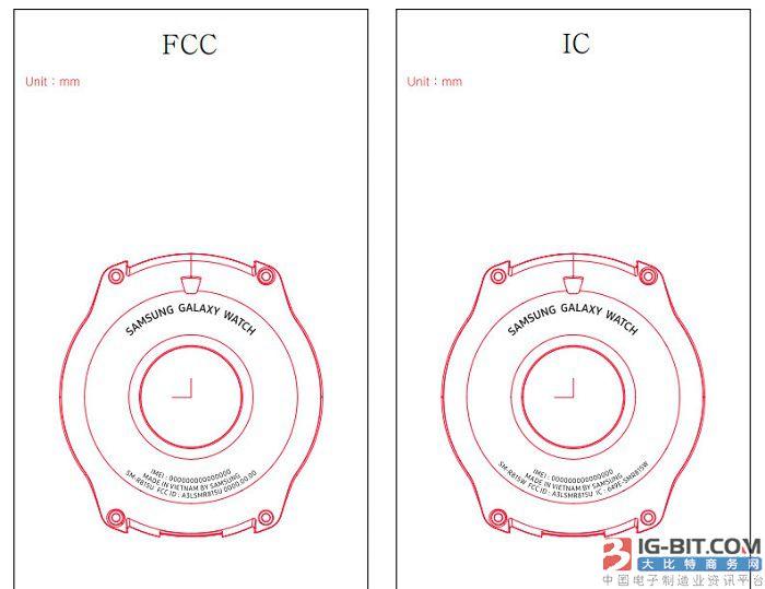 三星Galaxy Watch或于8月24日上市 配备1.19英寸圆形显示屏