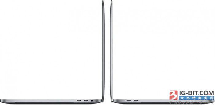 苹果确认新款13寸MacBook Pro Touch Bar版四个雷电接口可全速运行