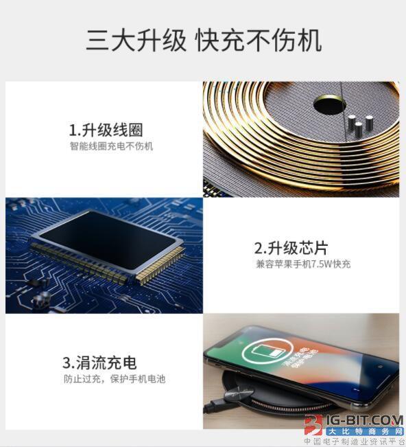南孚发布新一代iPhone专用无线充