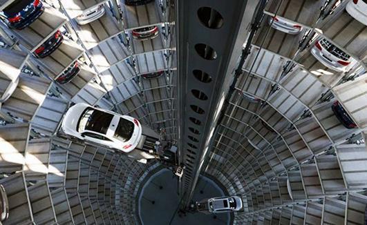 射频识别技术应用促进停车场智能化