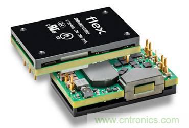 Flex电源模块扩展了BMR480 DC/DC高级总线转换器系列