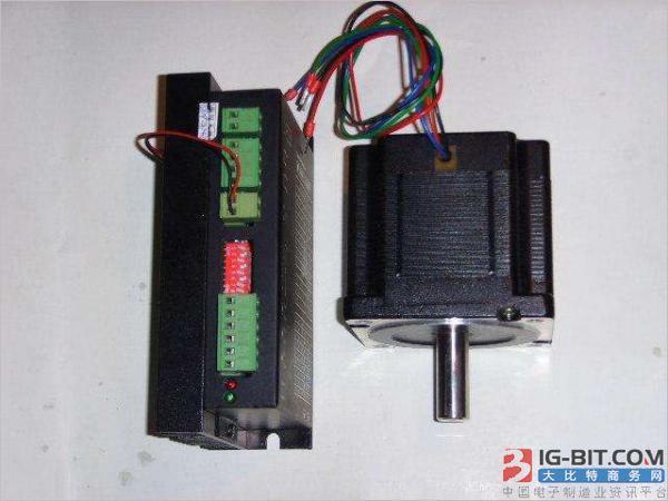 用Trinamic智能步进电机驱动器进行快速定位