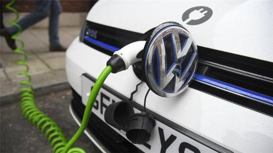 大众在加拿大部署超快速充电桩 预计2019第二季度投入运营