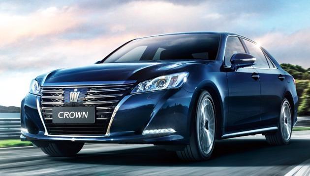 一汽丰田半年考:皇冠是否退出中国市场