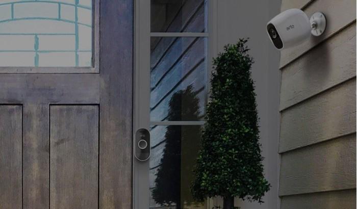 Netgear发布爱洛智能安防品牌新产品智能门铃与智能扬声器