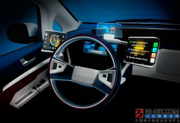 像素大幅提高,德州仪器DLP技术让车头灯更智慧化