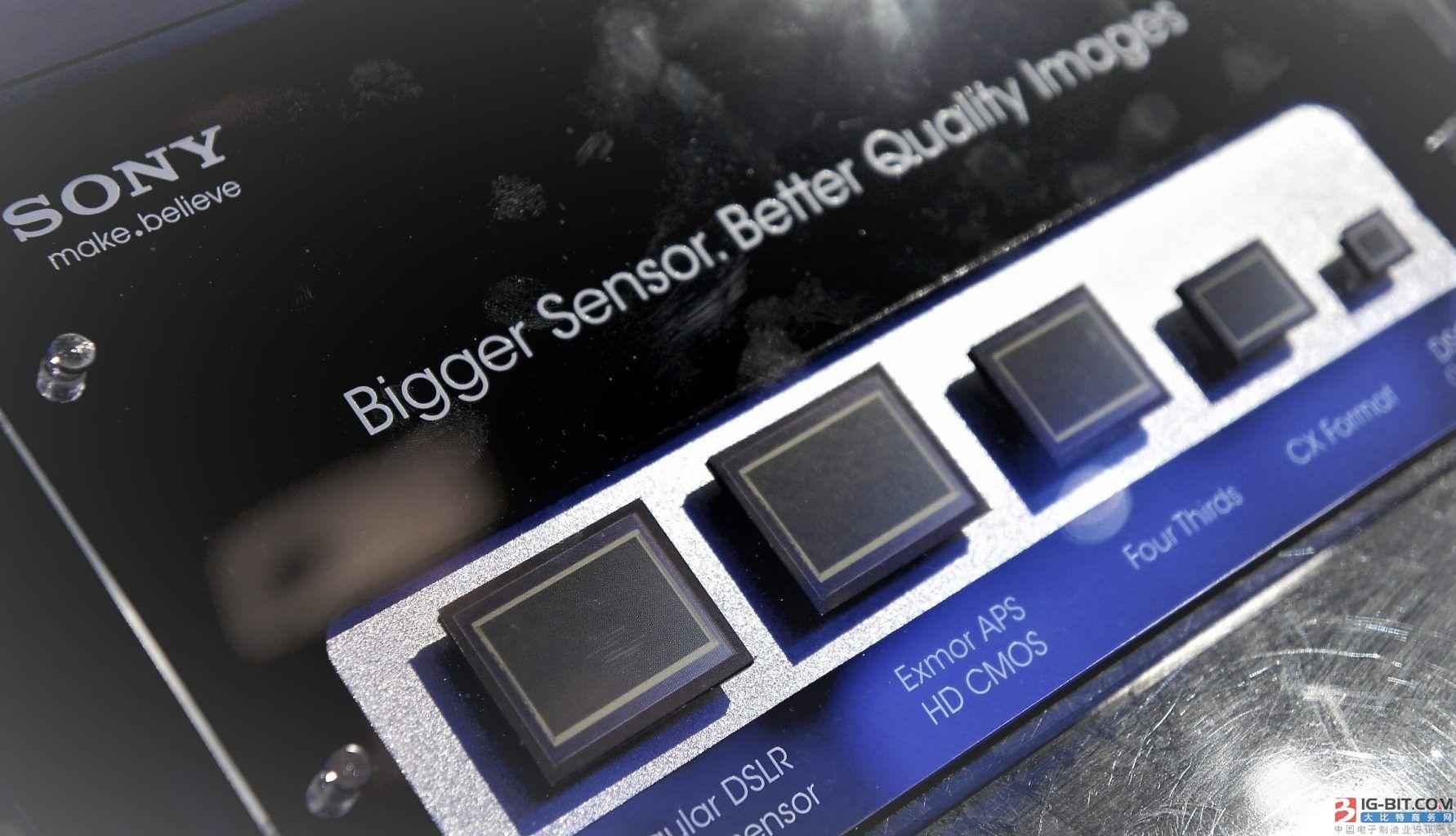 索尼发布全新黑科技移动影像传感器