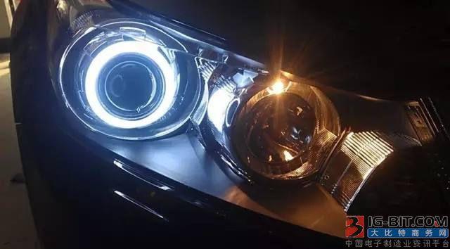 为避免价格竞争,台系厂商转攻欧美车用LED市场