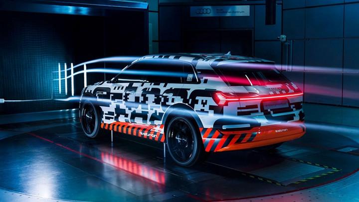 奥迪最大的发动机工厂开始在匈牙利生产E-Tron电动机