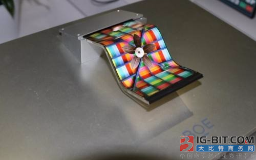 国产OLED面板产能攀升 LGD降低对手机屏投资
