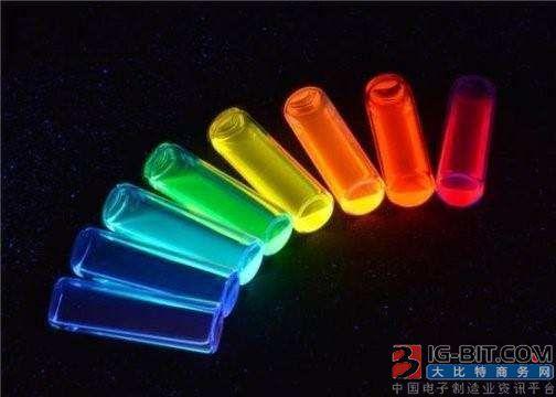 高效液基量子点LED问世 发光效率可达200lm/W