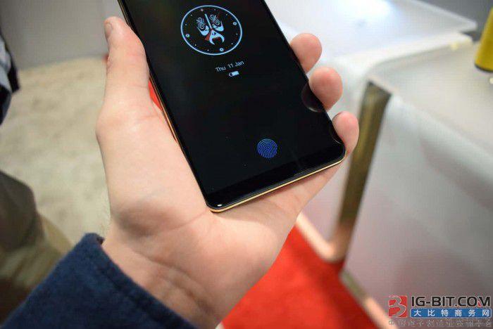 三星Galaxy S10可能配备超声波屏幕指纹