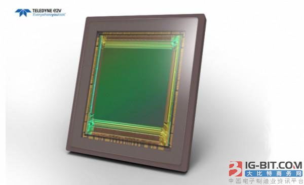 Teledyne e2v推出用于高速、高分辨率检测的 Emerald 67M CMOS图像传感器