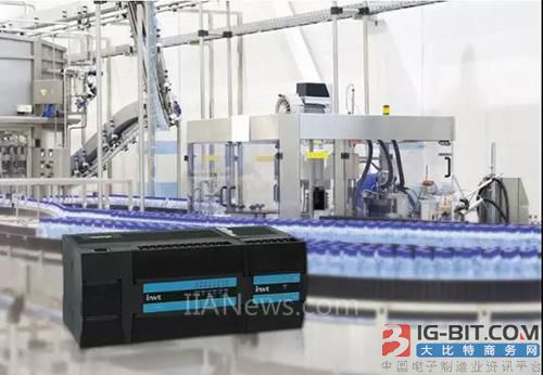 英威腾IVC3系列高性能柔性控制PLC