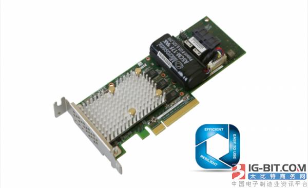 美高森美扩展存储适配器方案加入集成式板载缓存保护和安全加密支持