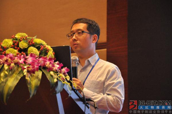 恩智浦微控制器市场经理李唐山