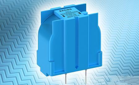 TDK推出额定电压高达800 V DC的环形磁芯共模电感