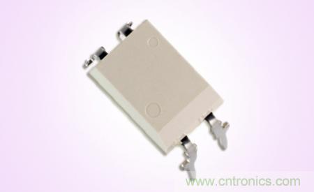东芝推出采用DIP4封装的大电流光继电器