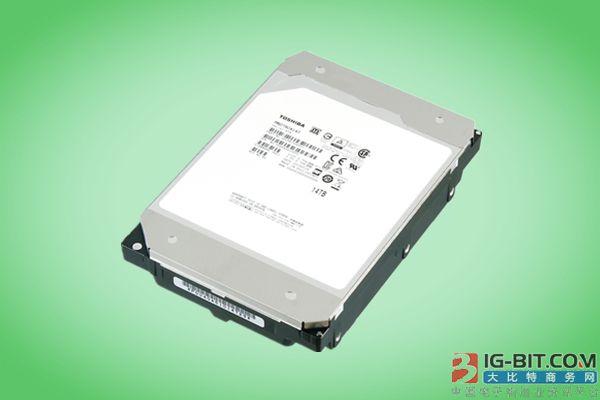 东芝发布MN07系列NAS硬盘:9碟充氦、最大14TB