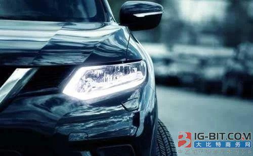 全球汽车LED照明,未来5年市场年复合成长率超20%