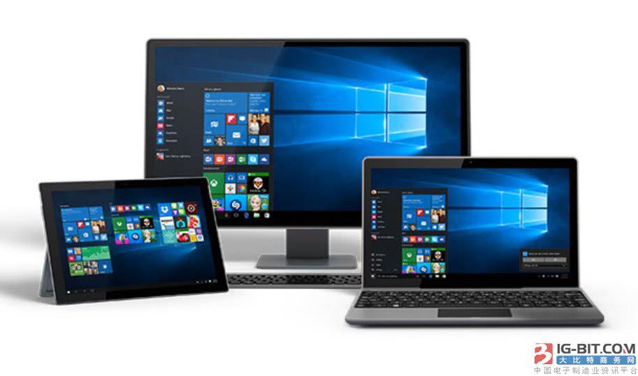 PC变成手机?Windows 10新版给出答案