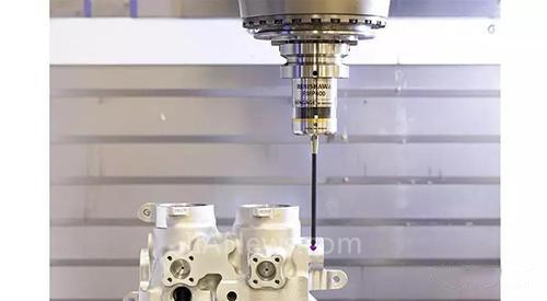 雷尼绍正式发布全新RMP400超紧凑型应变片式测头