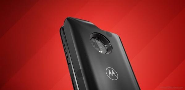 侧面指纹Moto Z3发布:未来支持5G模块