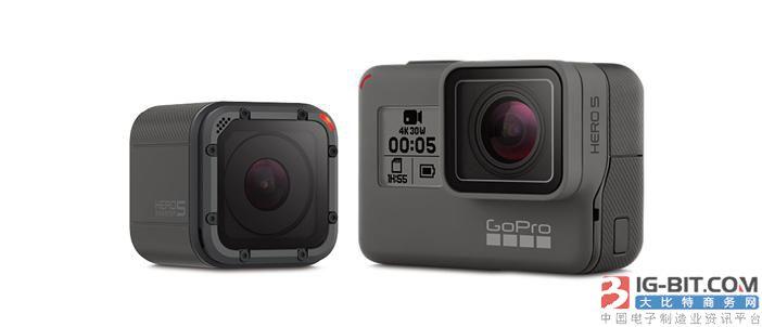 运动相机GoPro第二季度净亏3726.9万美元 同比扩大22%