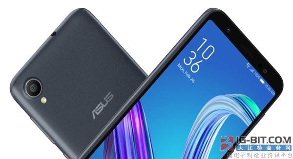 华硕ZenFone Live手机发布:运行Android Go系统