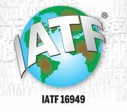 创四方获得IATF 16949-2016汽车质量管理体系证书
